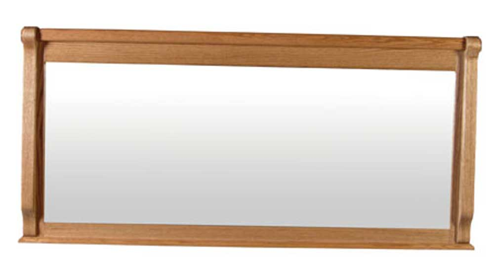 Heritage Amish Bureau Mirror by Simply Amish at Mueller Furniture