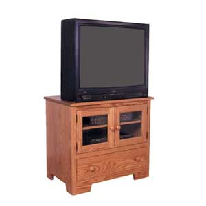 Simply Amish Shaker Amish TV Stand