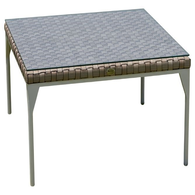 BRAFTA Square Outdoor Dining Table by Skyline Design at Baer's Furniture