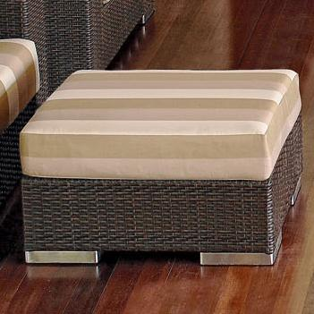 Brando  Ottoman by Skyline Design at Baer's Furniture