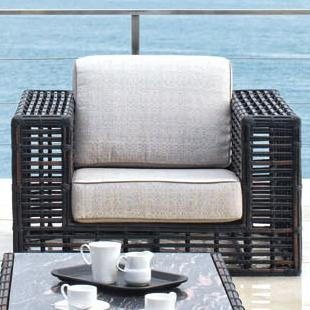 Topaz Lounge Chair by Skyline Design at Baer's Furniture