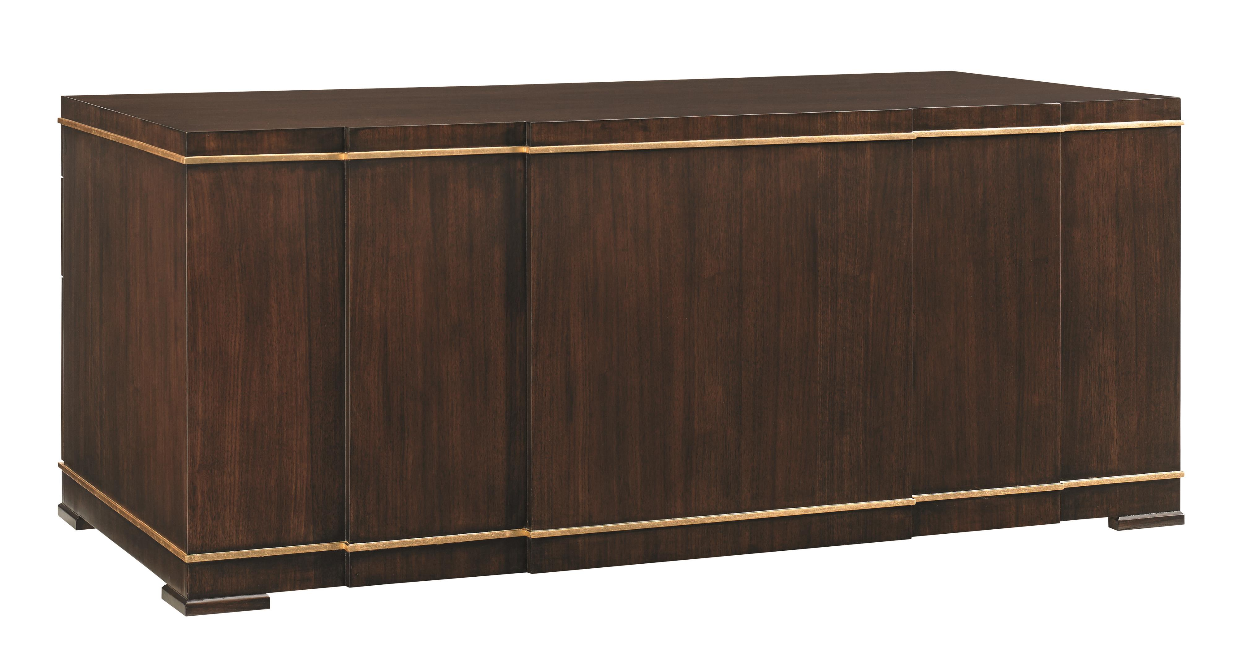 Bel Aire Paramount Executive Desk by Sligh at Baer's Furniture