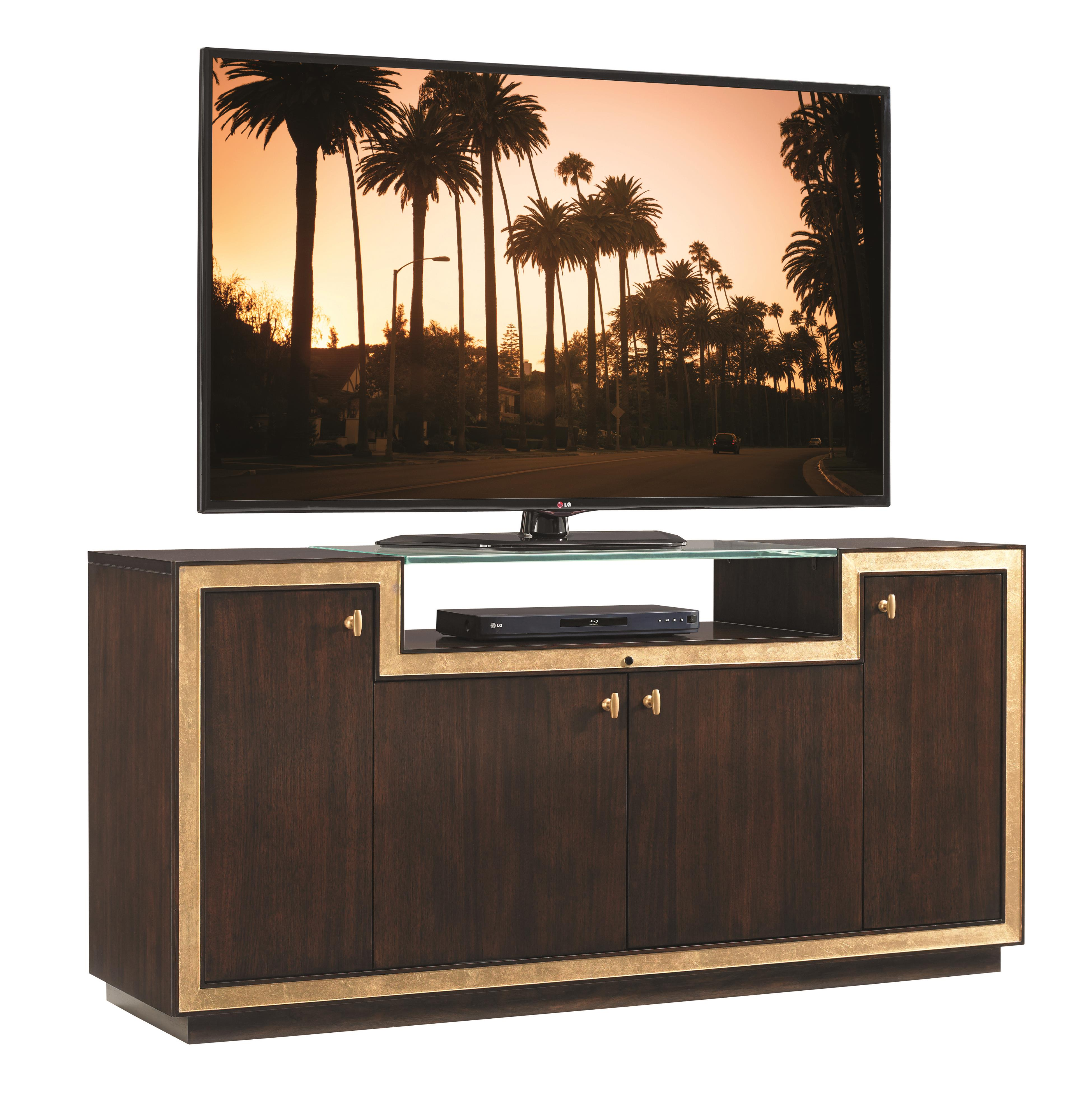 Bel Aire Palisades Media Console  by Sligh at Baer's Furniture
