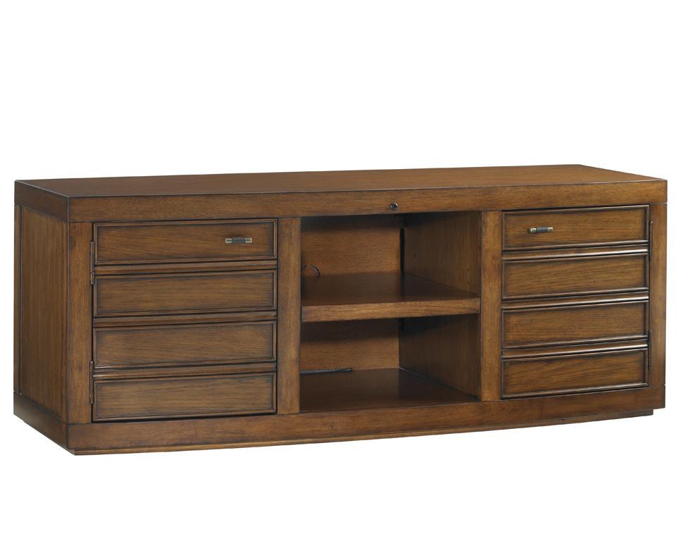 Longboat Key Plantation Bay TV Console by Sligh at Baer's Furniture