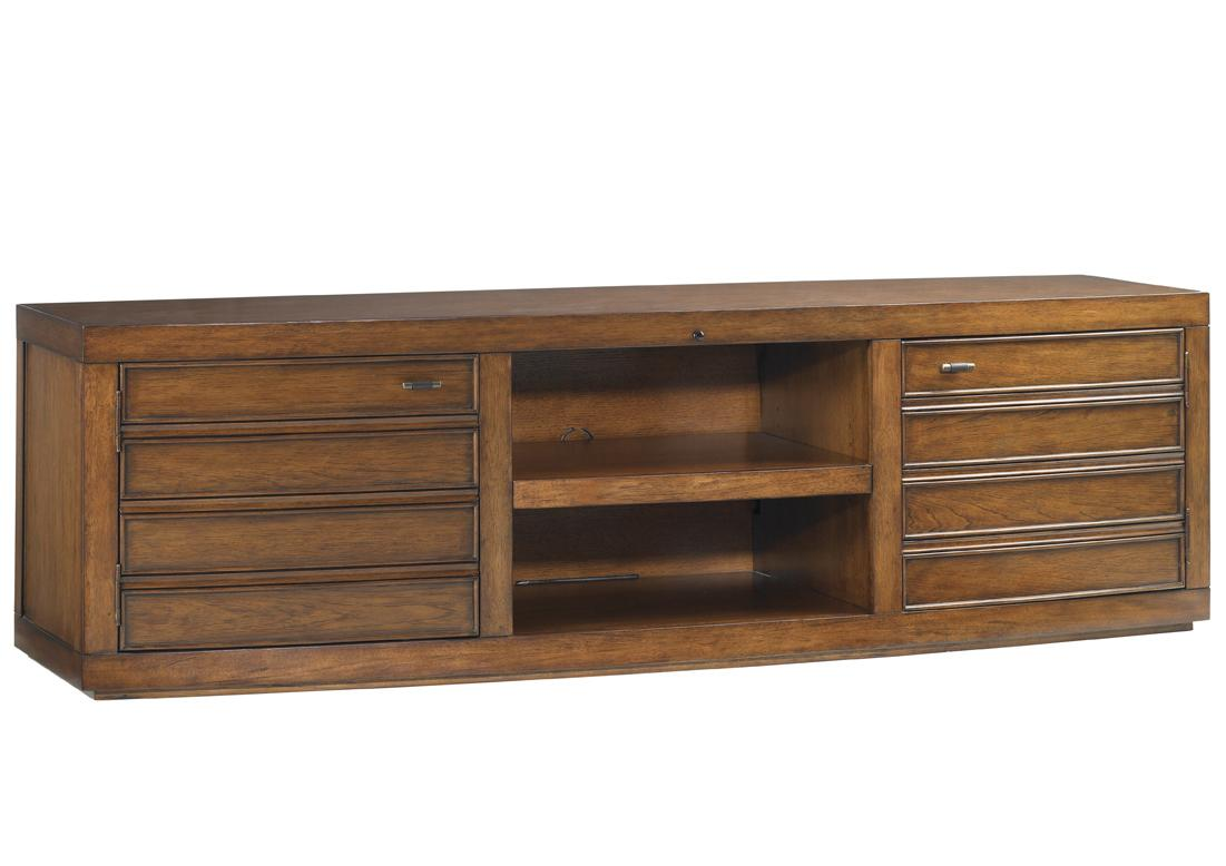 Longboat Key Spinnaker Point TV Console by Sligh at Baer's Furniture