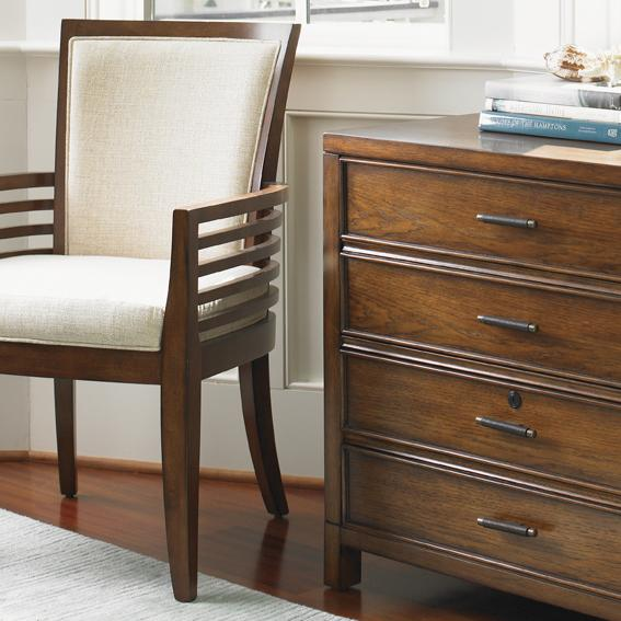Longboat Key Kowloon Arm Chair by Sligh at Baer's Furniture