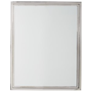 Mirror with Metal Frame