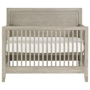 Convertible Crib with 3 Mattress Heights