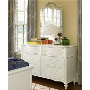 Smartstuff Bellamy Dresser and Mirror