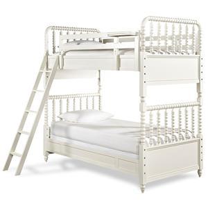 Smartstuff Bellamy Vintage Bunk Bed