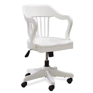 Smartstuff Black and White Desk Chair