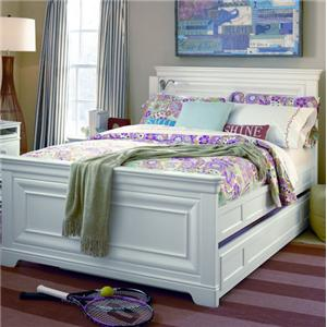 Smartstuff Classics 4.0 Full Trundle Panel Bed