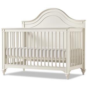 Smartstuff Genevieve Convertible Crib with Toddler Rail