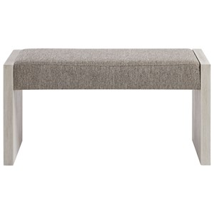 Contemporary Upholstered Bed Bench