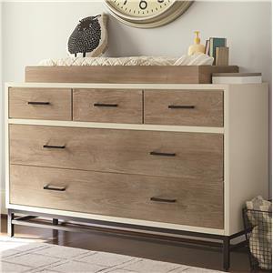 Smartstuff #myRoom Dresser with Changing Station