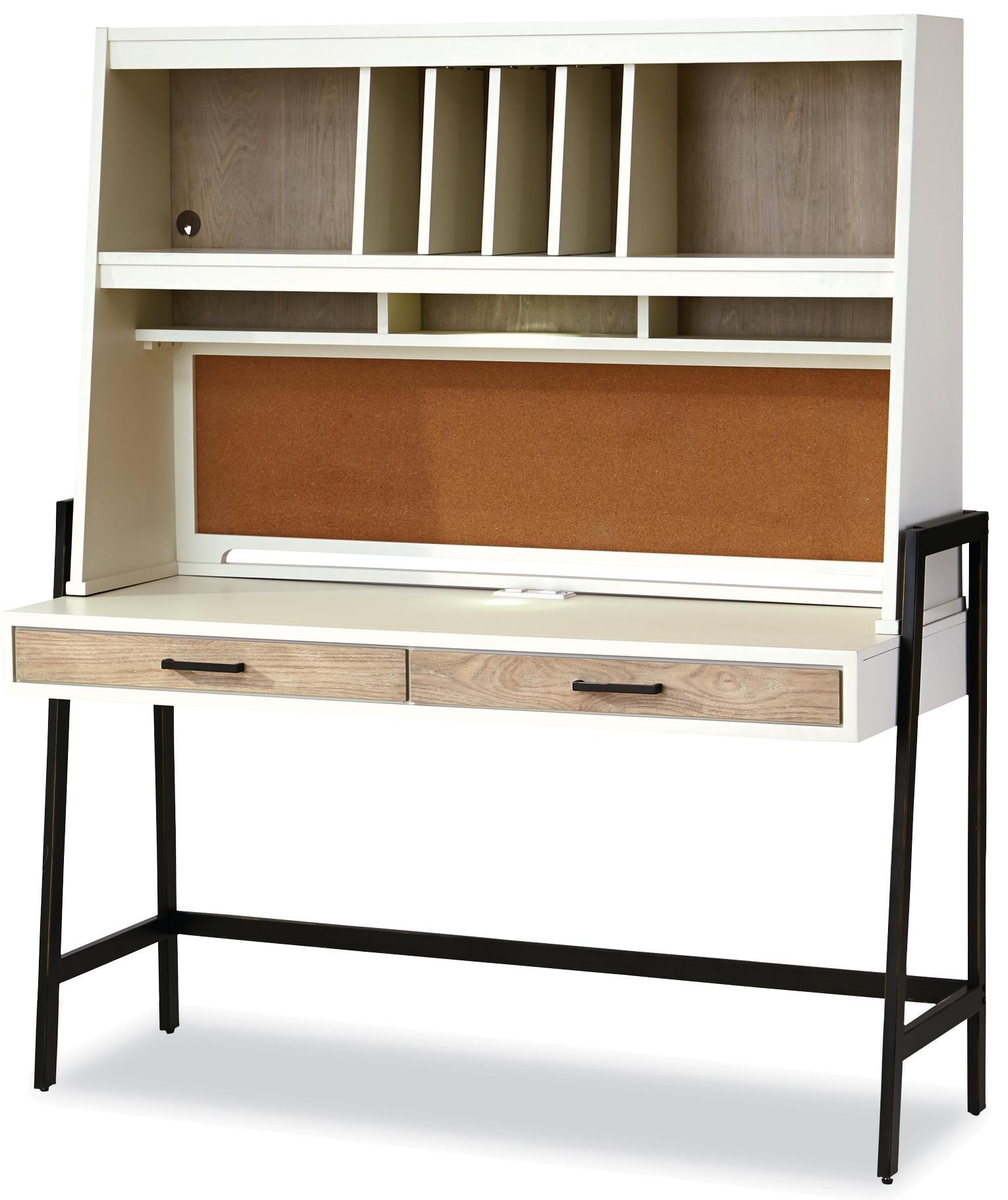 #myRoom Desk with Hutch by Smartstuff at Jacksonville Furniture Mart