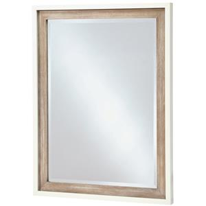 Mirror with Beveled Glass