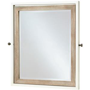 Tilt Mirror with Beveled Glass