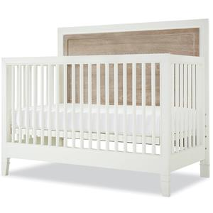 Two Tone Convertible Crib