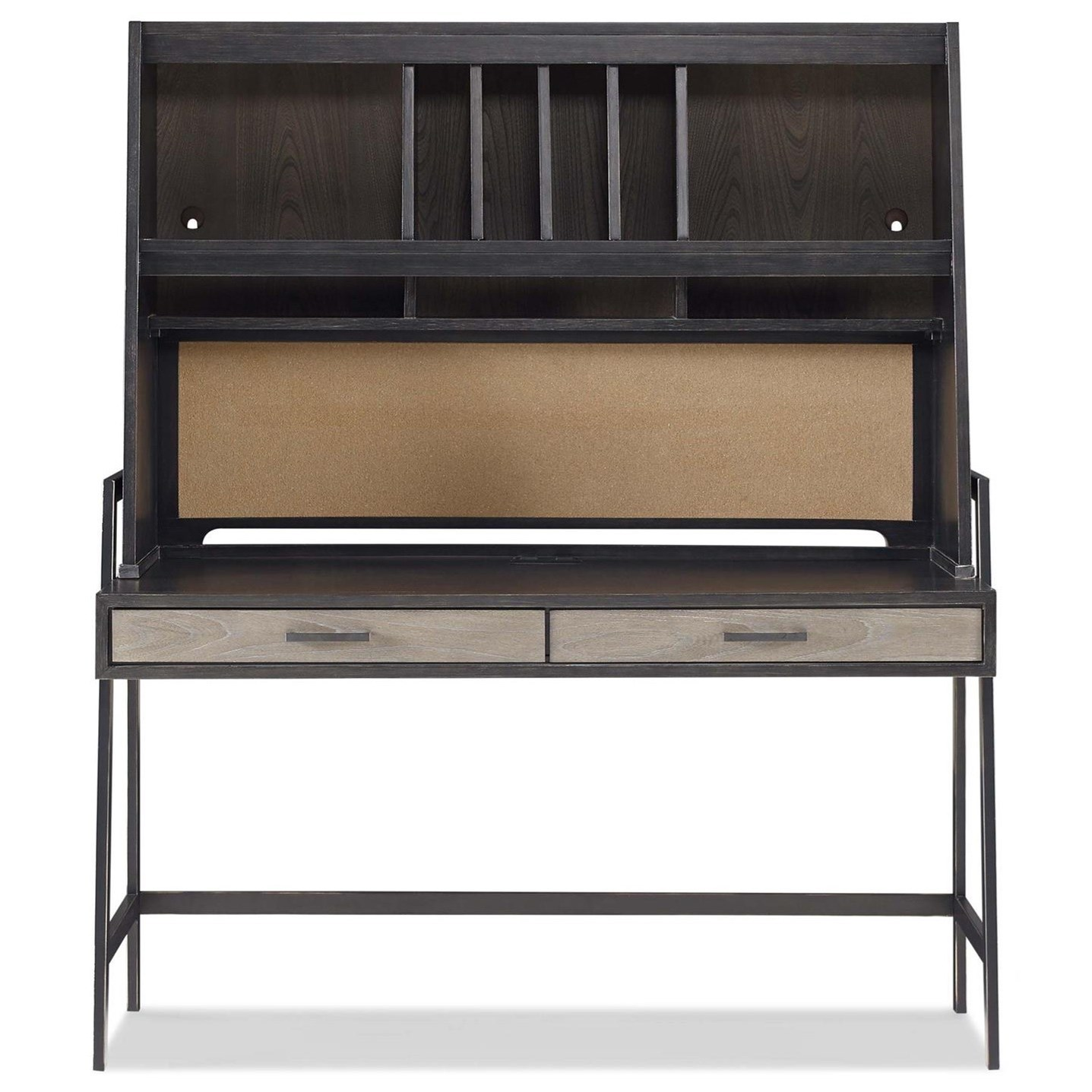 #myRoom Desk with Hutch by Smartstuff at Jacksonville Furniture Mart
