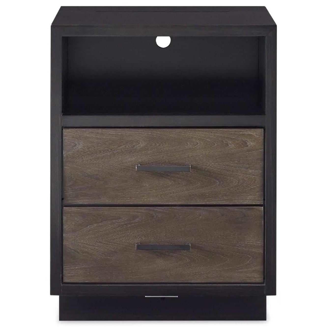 #myRoom Nightstand by Smartstuff at Esprit Decor Home Furnishings