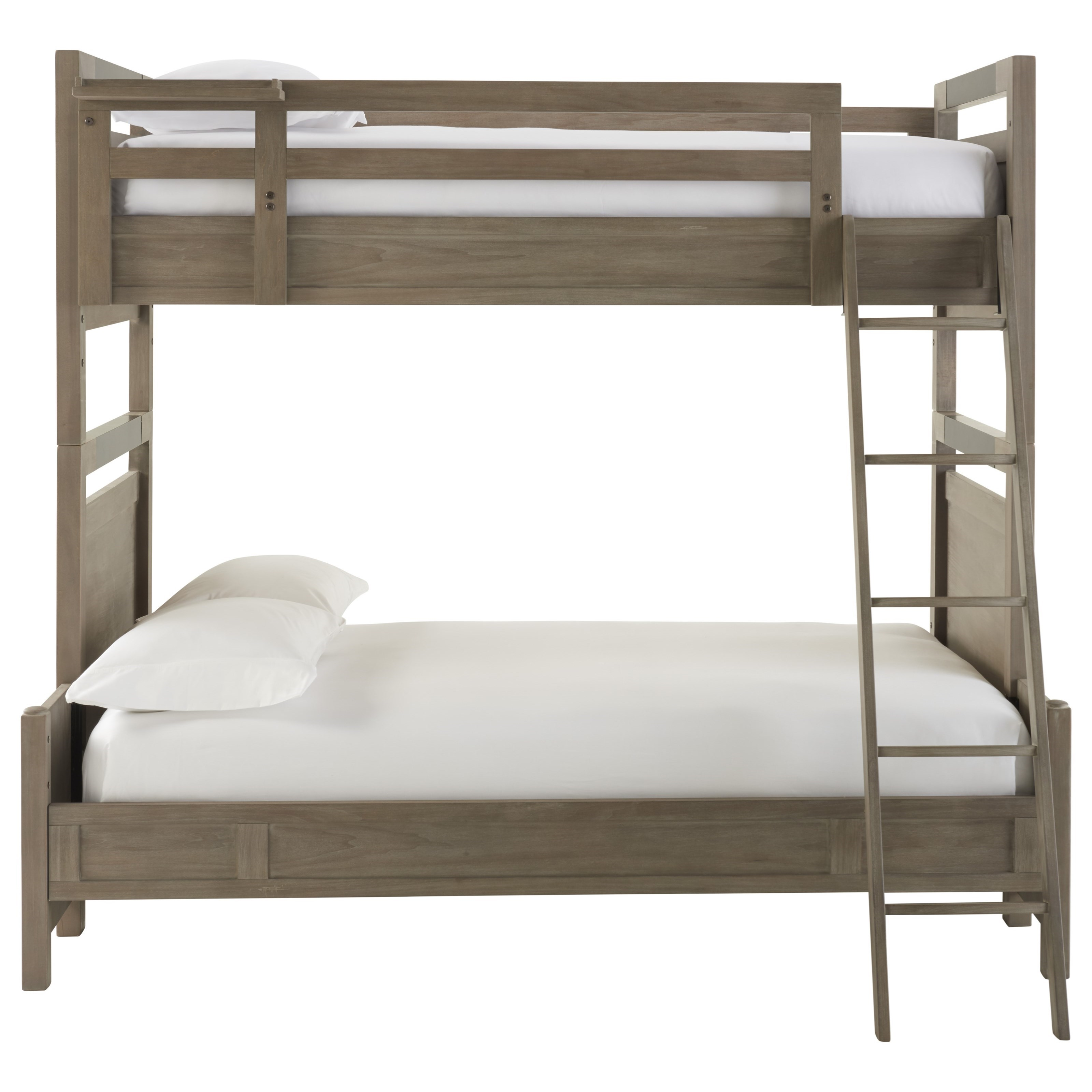 Scrimmage Twin to Full Bunk Bed by Smartstuff at Darvin Furniture