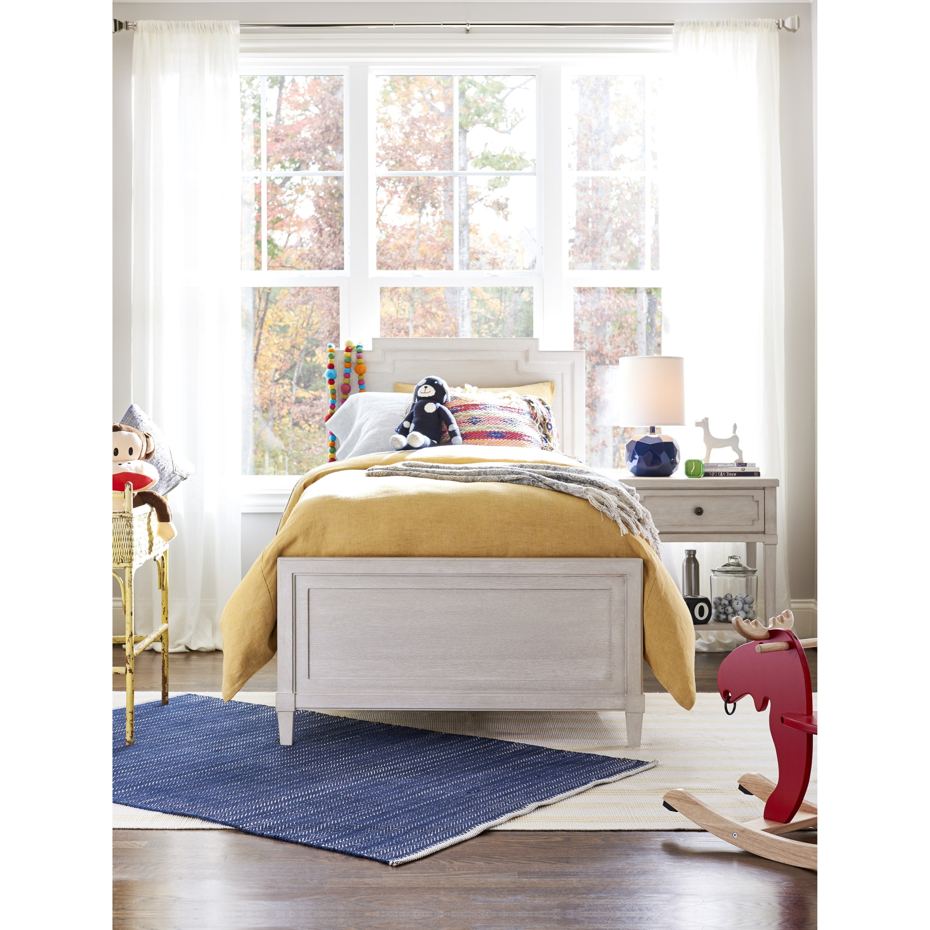 Serendipity Twin Bedroom Group by Smartstuff at Mueller Furniture