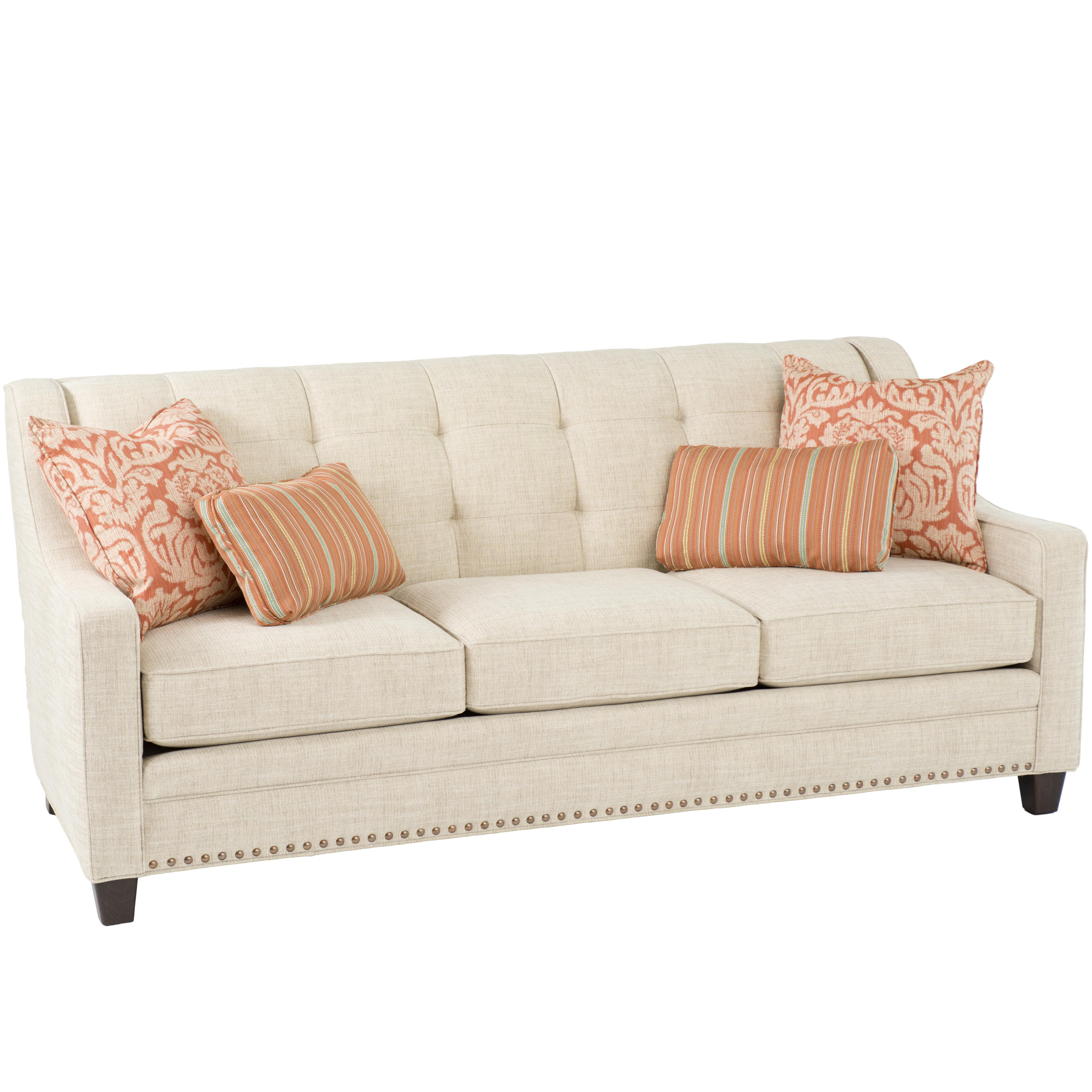 203  Transitional Sofa by Smith Brothers at Story & Lee Furniture