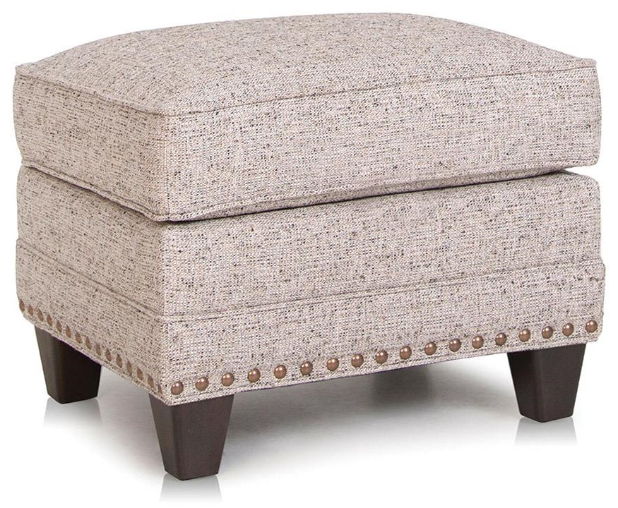 Amanda Ottoman by Smith Brothers at Crowley Furniture & Mattress