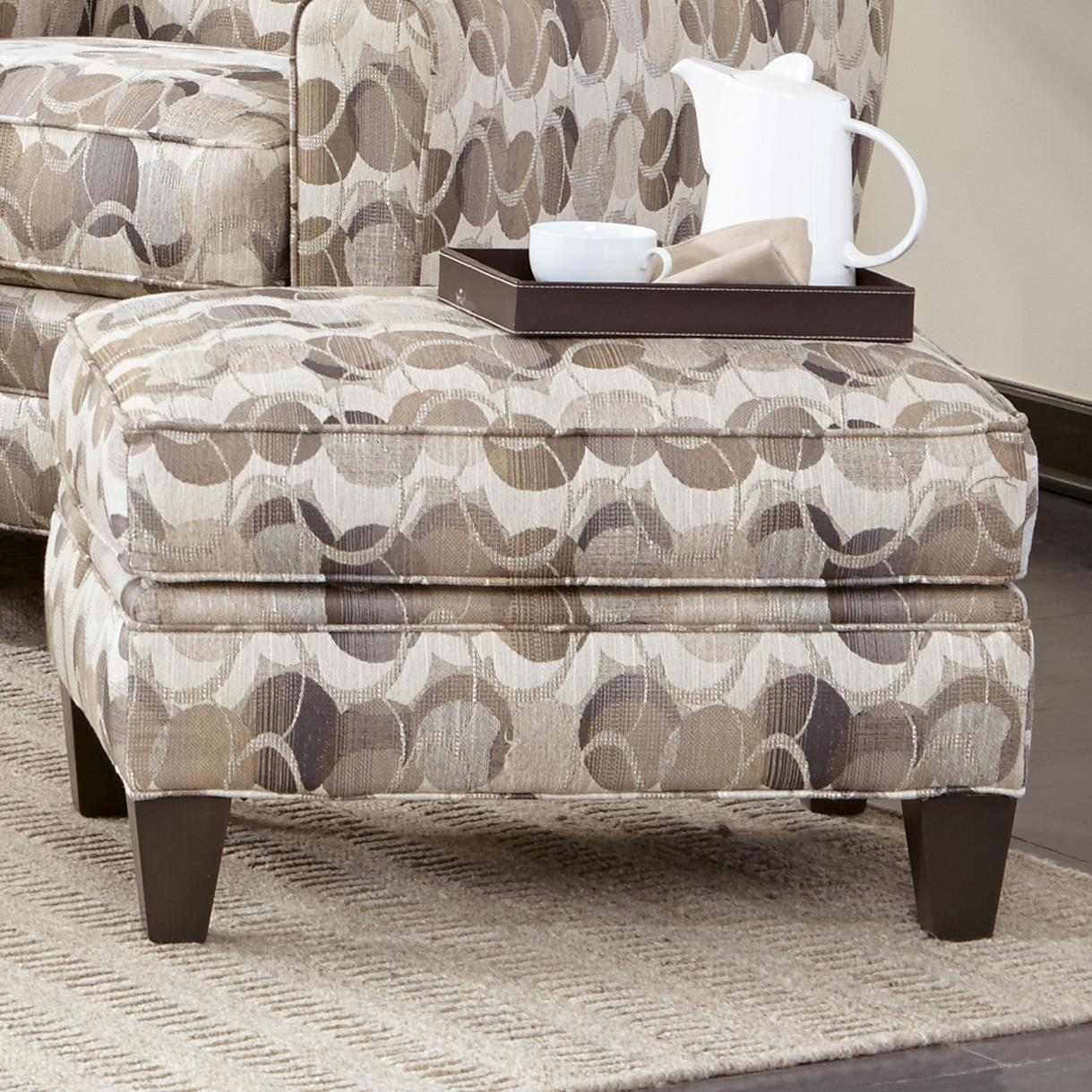225 Ottoman by Smith Brothers at Story & Lee Furniture