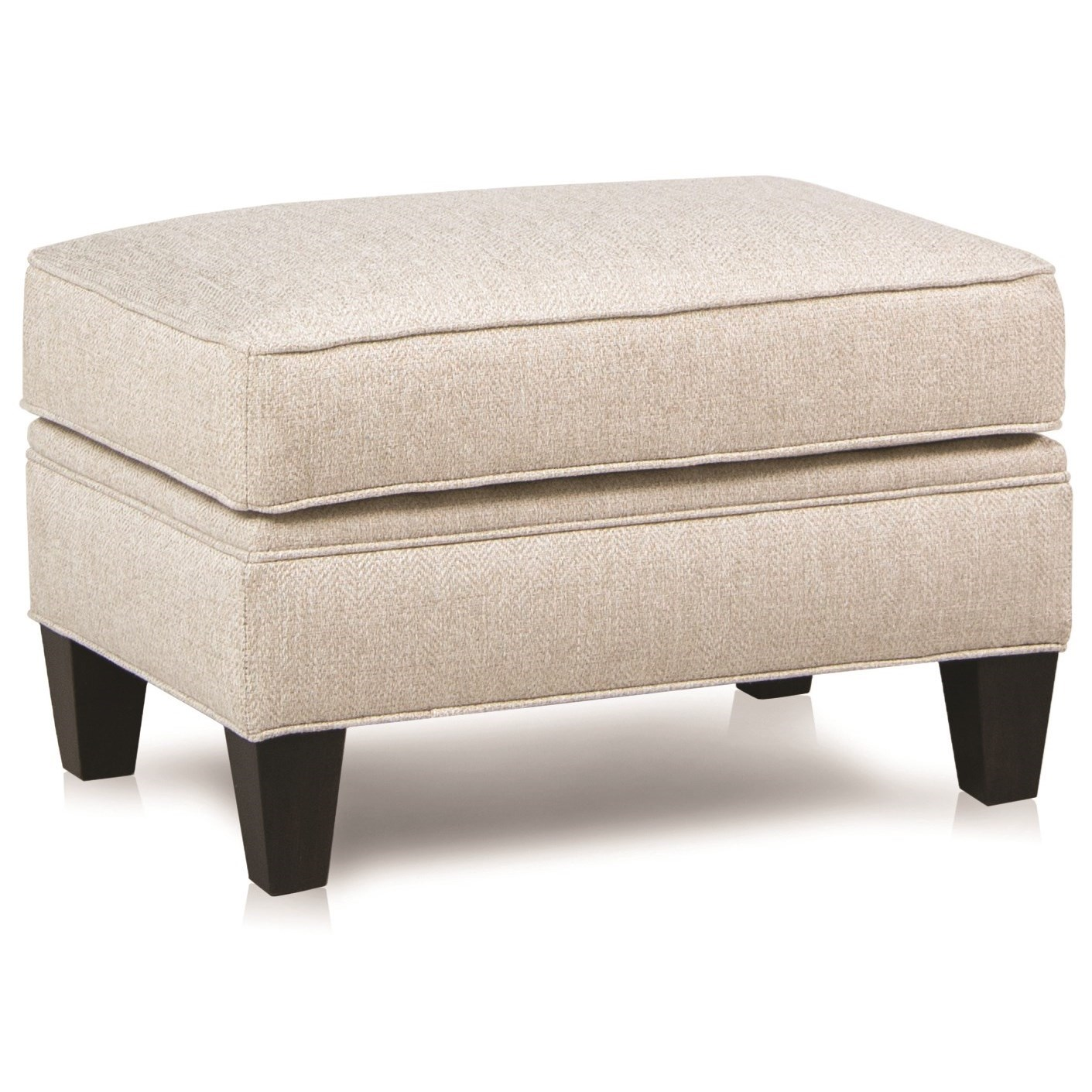 225 Ottoman by Smith Brothers at Saugerties Furniture Mart