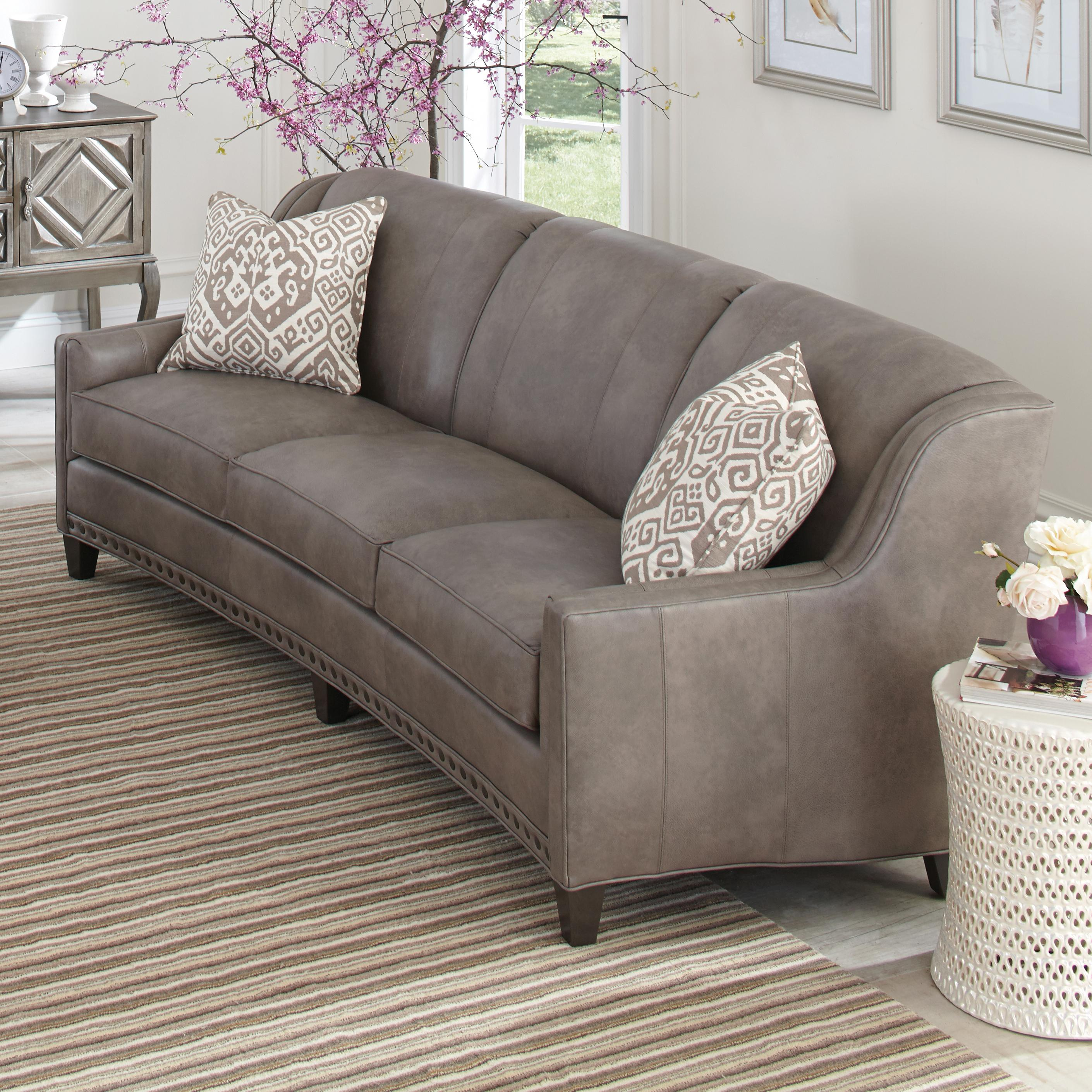 227 Stationary Sofa by Smith Brothers at Rooms for Less