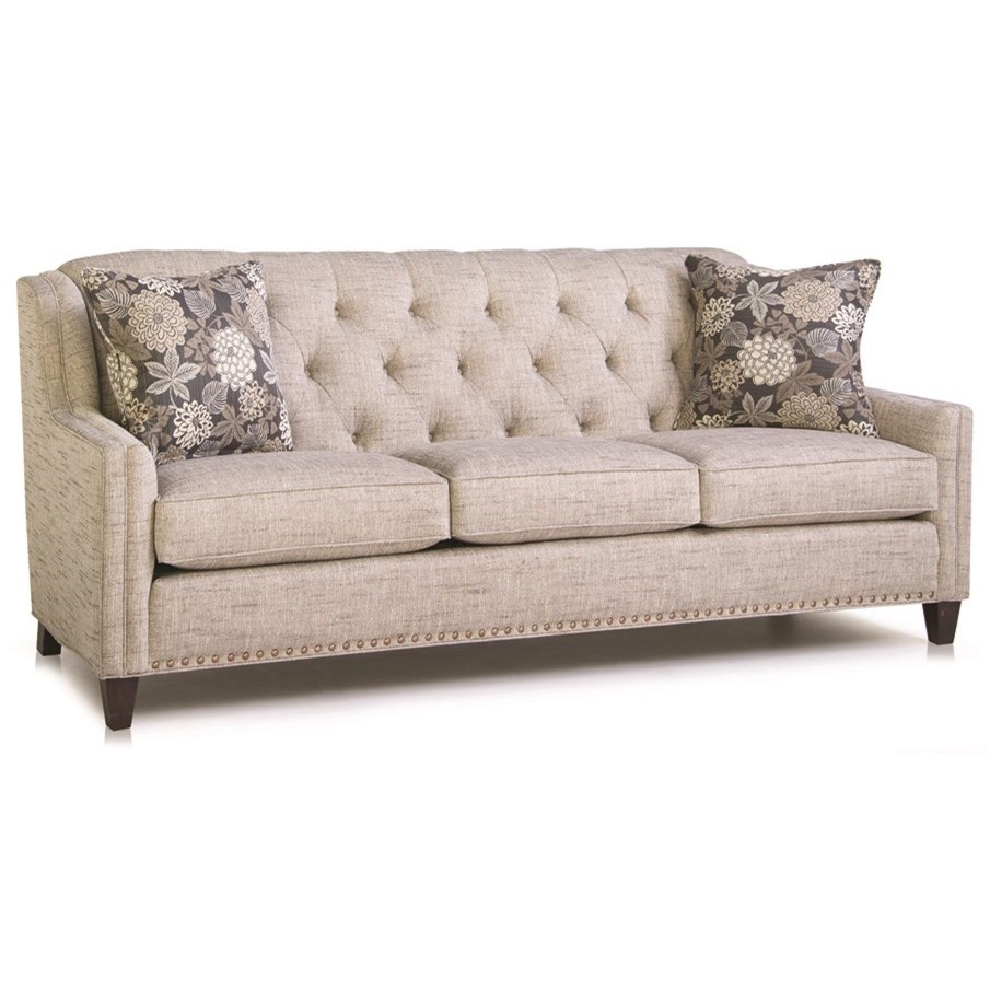 228 Sofa by Smith Brothers at Pilgrim Furniture City