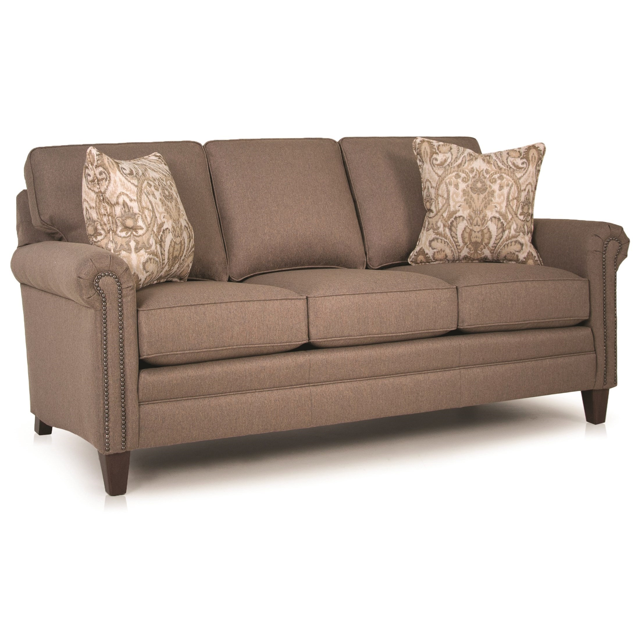 234 Mid-Size Sofa by Smith Brothers at Westrich Furniture & Appliances