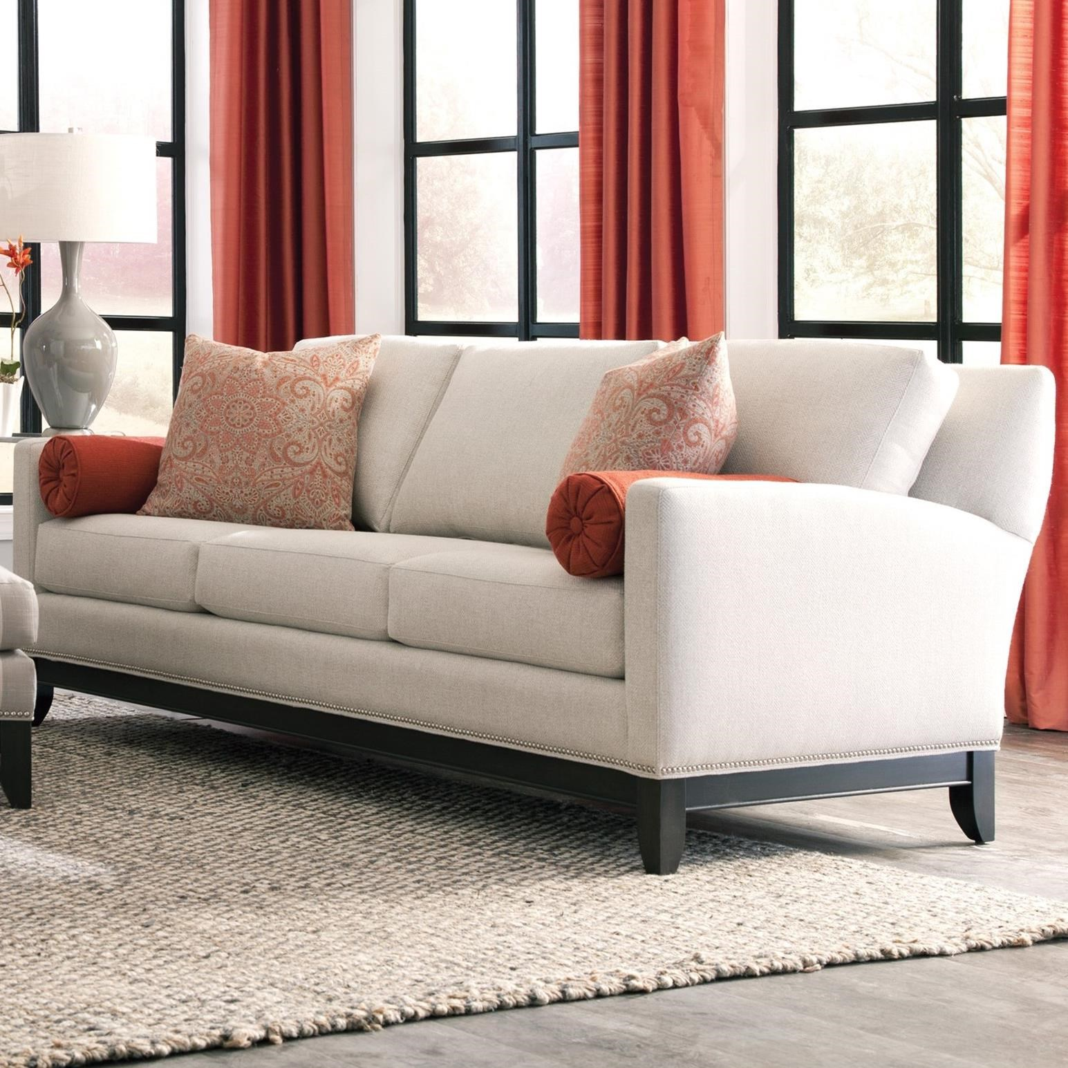 238 Sofa by Smith Brothers at Fine Home Furnishings