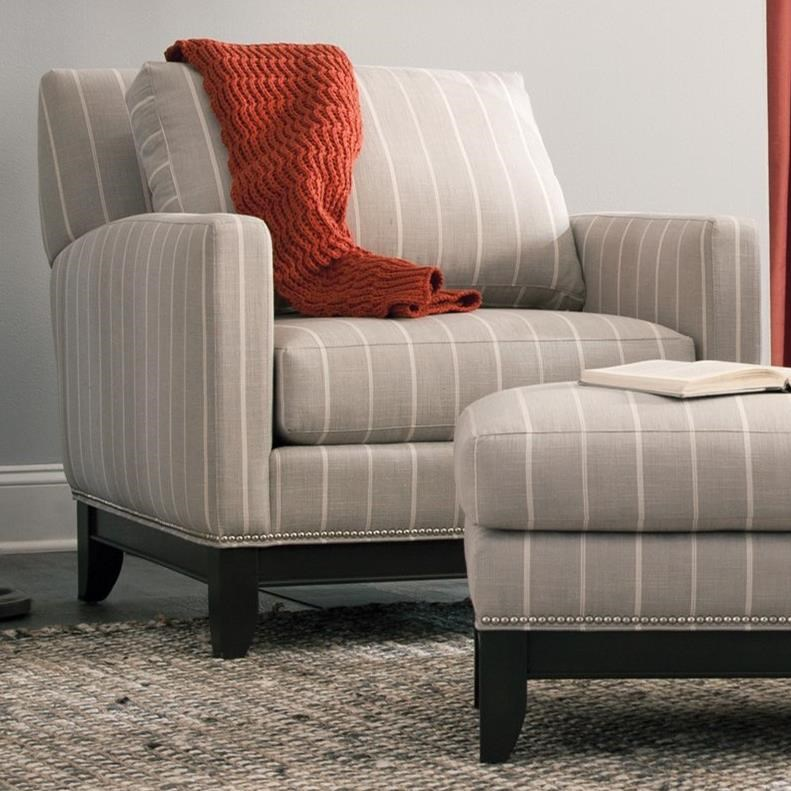 238 Chair by Smith Brothers at Fine Home Furnishings