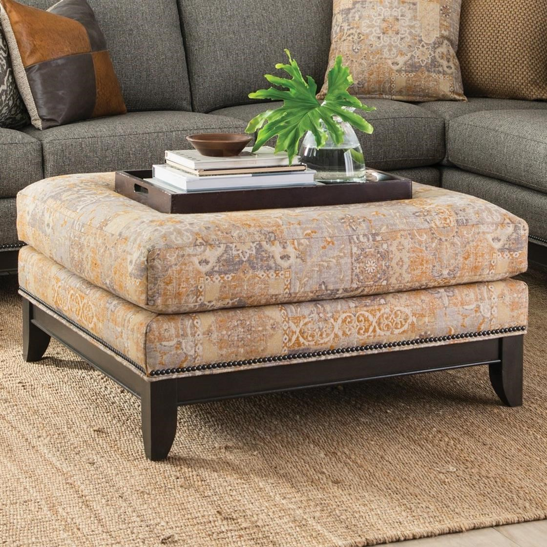 238 Cocktail Ottoman by Smith Brothers at Coconis Furniture & Mattress 1st