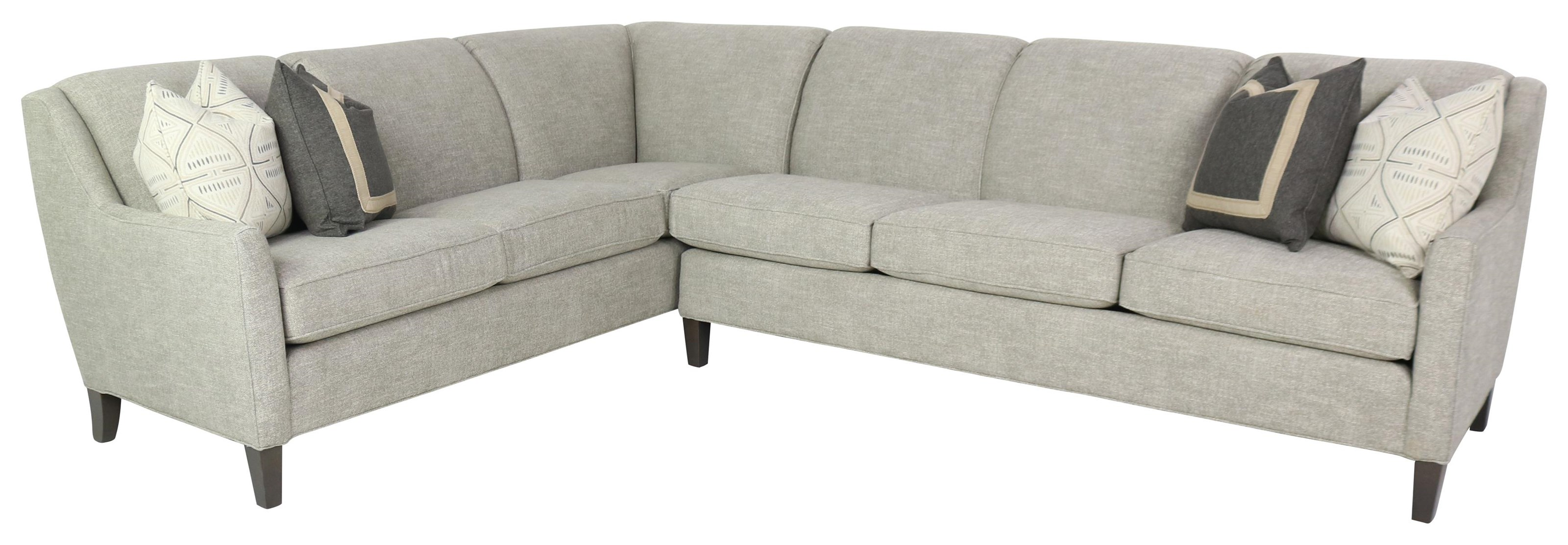 248 Sofa by Smith Brothers at Sprintz Furniture