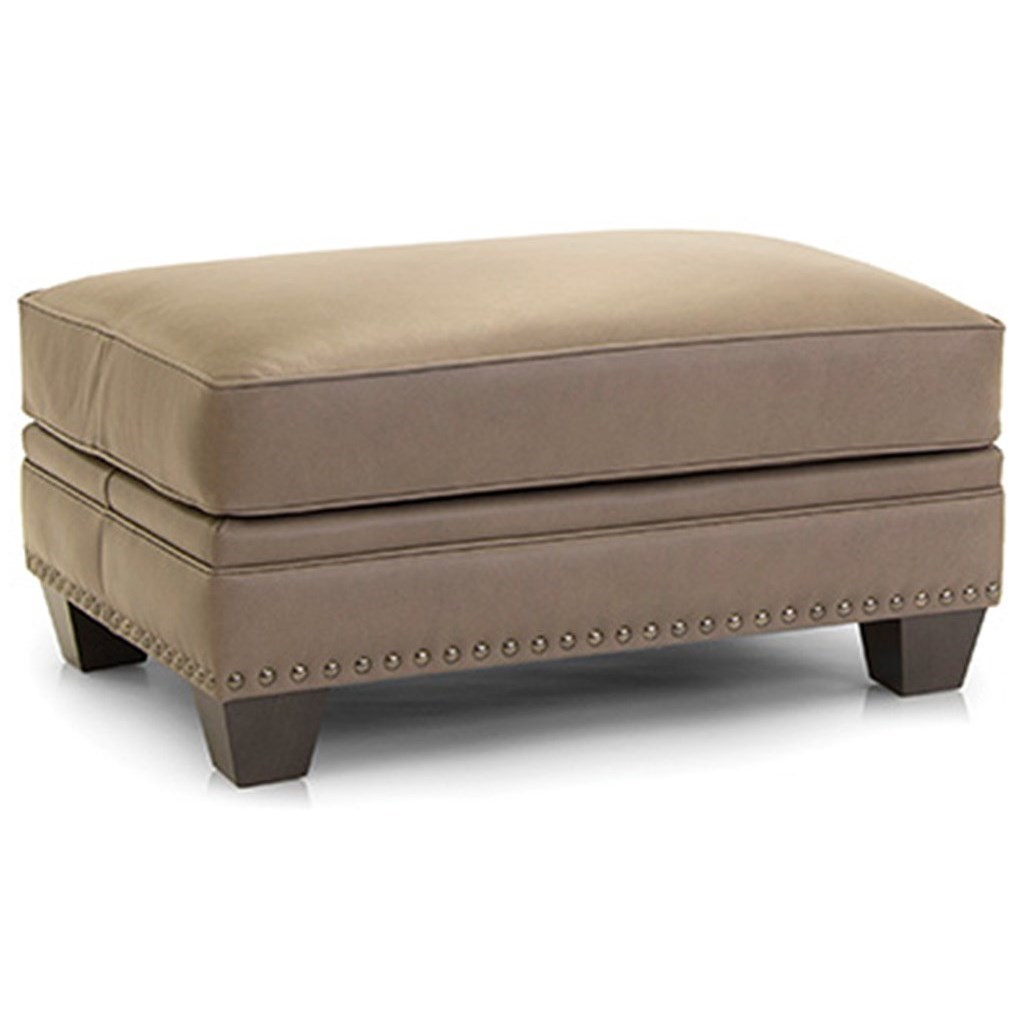 253 Ottoman by Smith Brothers at Sprintz Furniture
