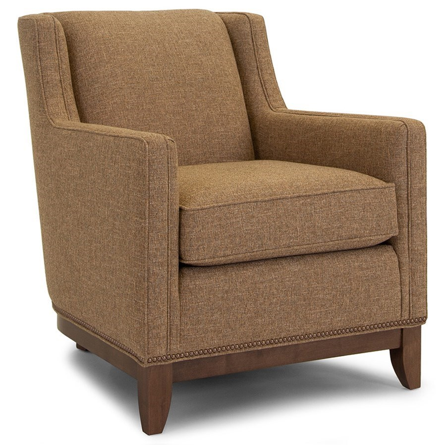258 Chair by Smith Brothers at Pilgrim Furniture City