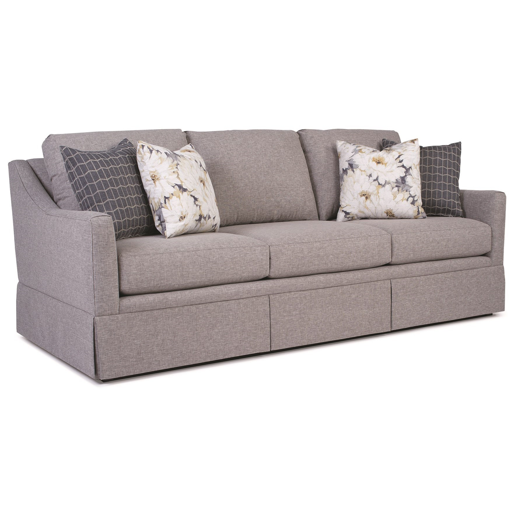 260 Sofa by Smith Brothers at Miller Home