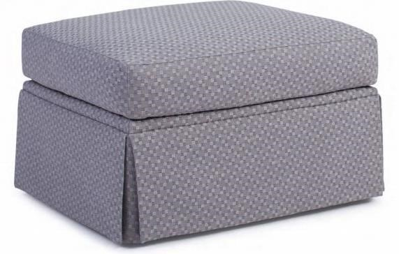 260 Ottoman by Smith Brothers at Mueller Furniture