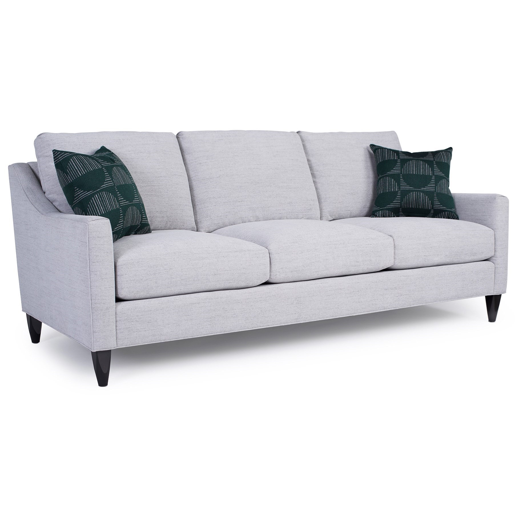 261 Sofa by Smith Brothers at Mueller Furniture