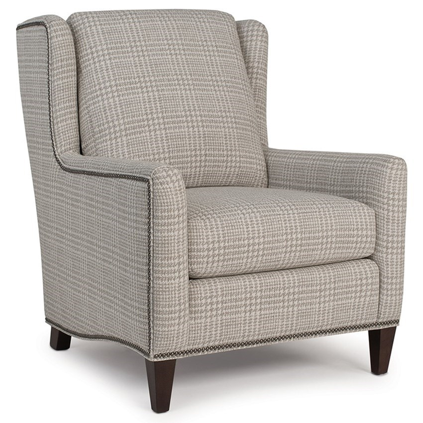 270 Chair by Smith Brothers at Saugerties Furniture Mart