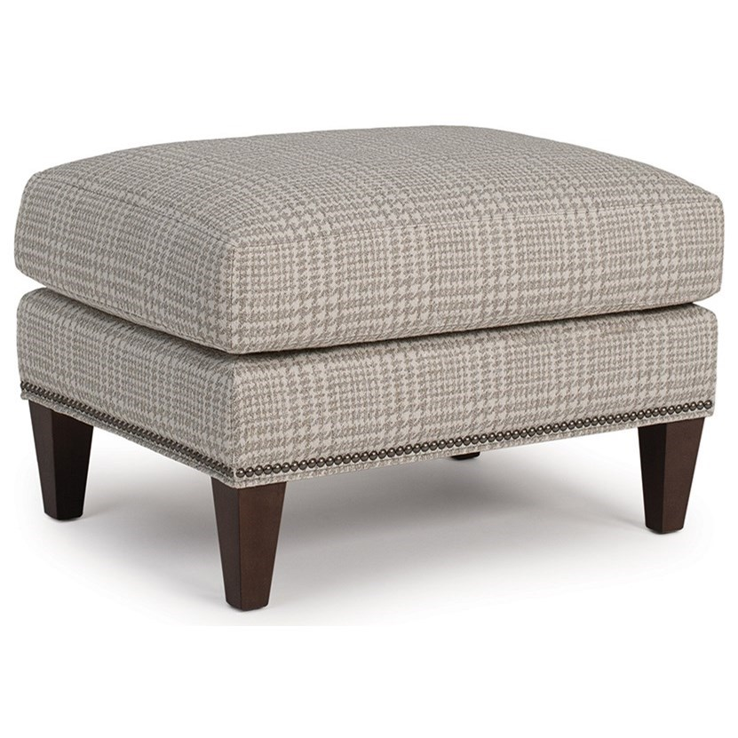 270 Ottoman by Smith Brothers at Pilgrim Furniture City