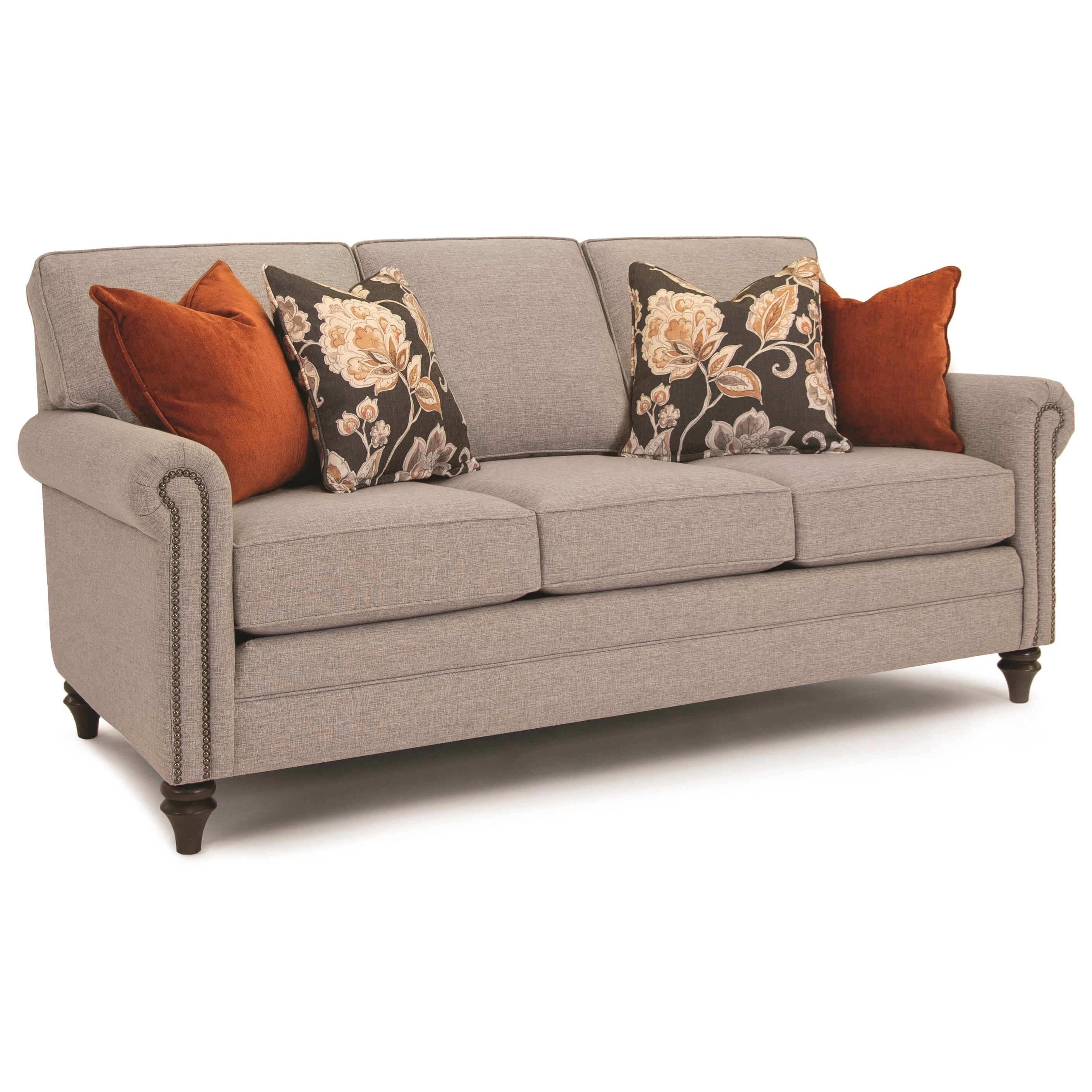 Build Your Own 3000 Series Customizable Sofa by Smith Brothers at Rooms for Less