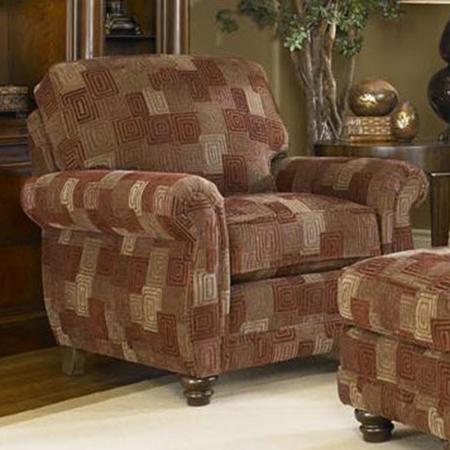 302 Upholstered Chair by Smith Brothers at Rooms for Less
