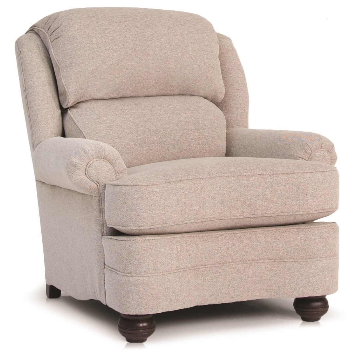 311 Upholstered Chair by Smith Brothers at Rooms for Less