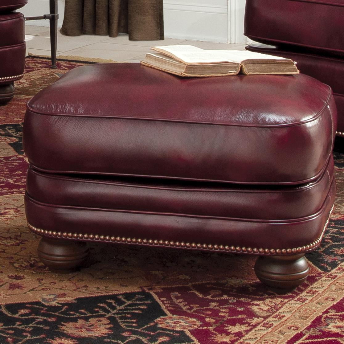 311 Ottoman by Smith Brothers at Sprintz Furniture