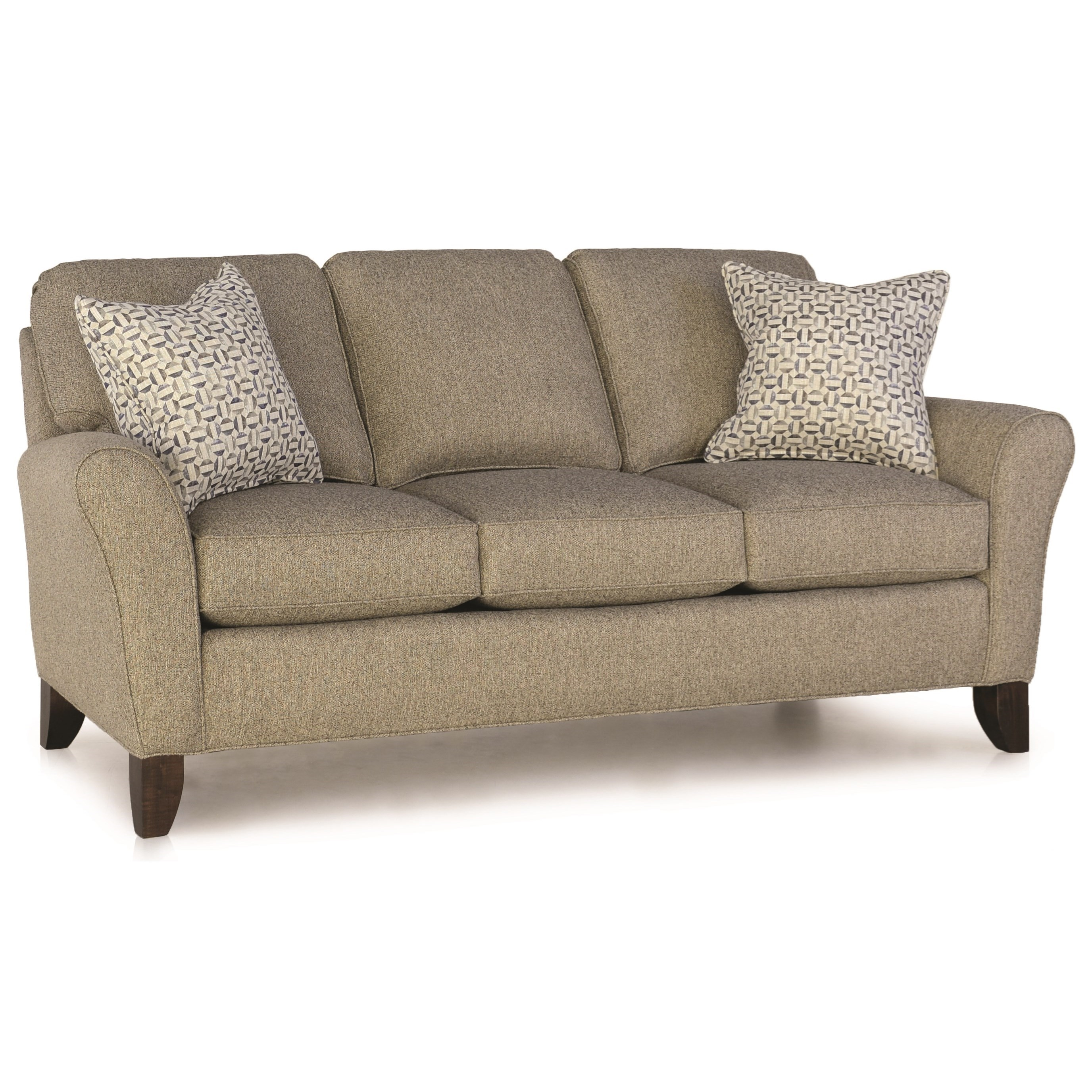 344 Upholstered Sofa by Smith Brothers at Rooms for Less